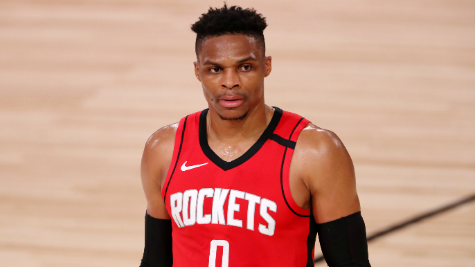 Russell Westbrook wants out of Houston [report]