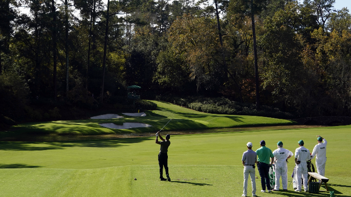 Murph: If you're looking for normalcy in 2020, Tiger at Augusta should do the trick