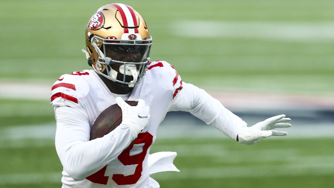 49ers Notebook: Tartt done for the year, Samuel a 'long shot' for New Orleans