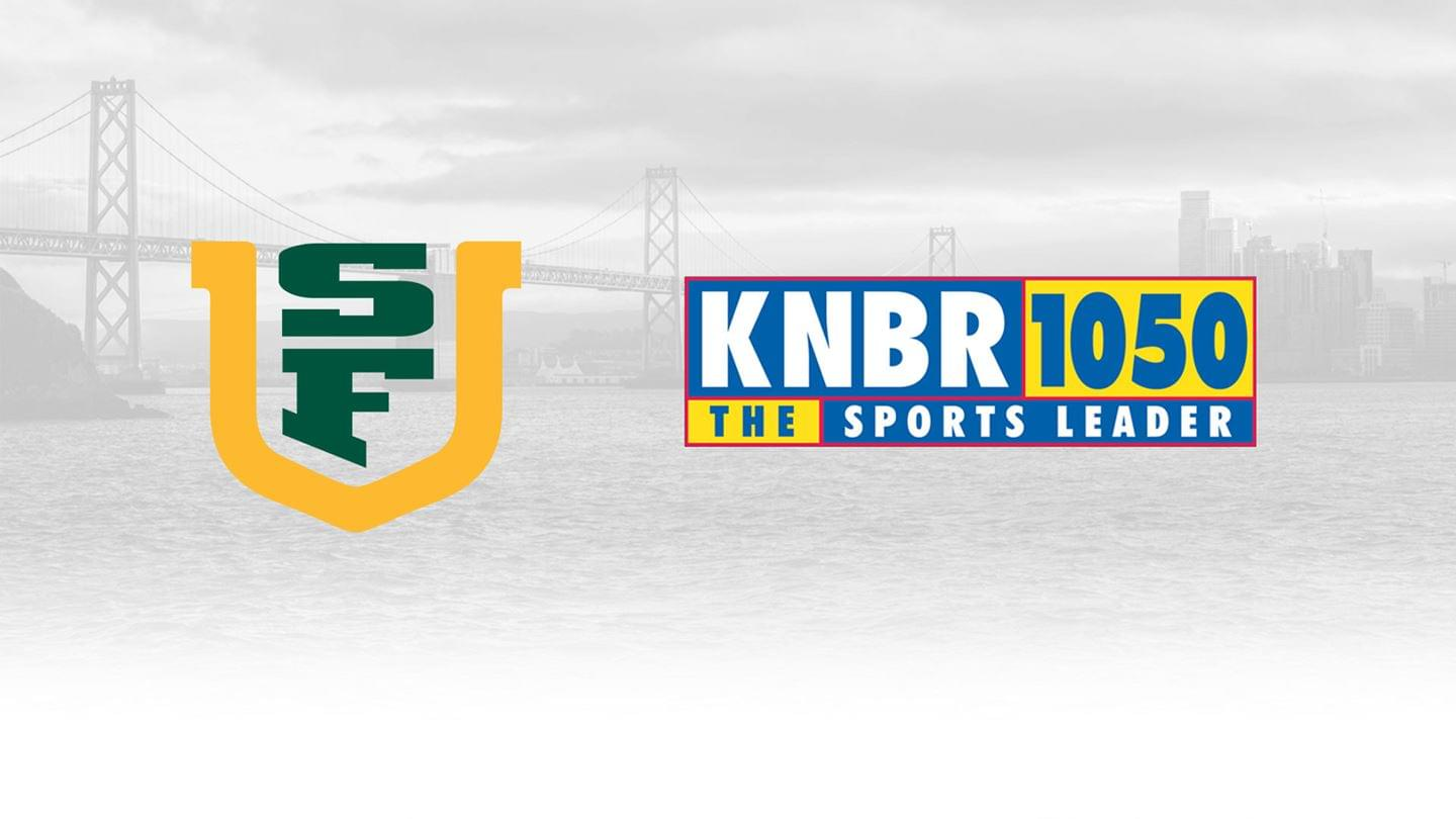 USF Dons Basketball and KNBR renew for second season