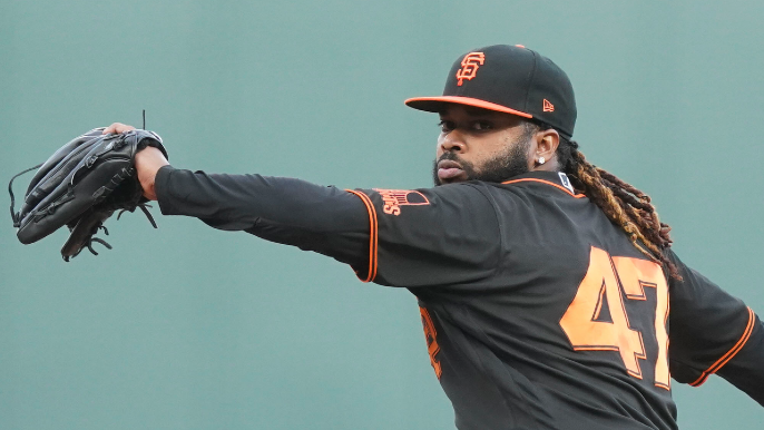 Johnny Cueto reportedly changing up his offseason after short, tough year