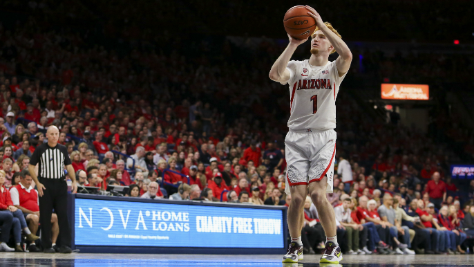 Warriors select Pac-12 point guard, sharpshooting wing in second round