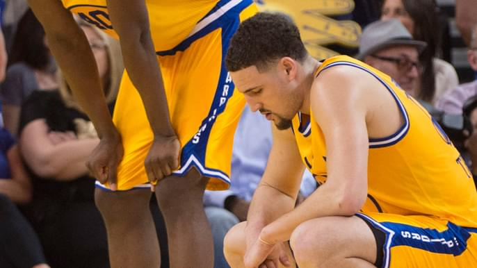 Klay Thompson has Achilles tear, will lose another season [report]