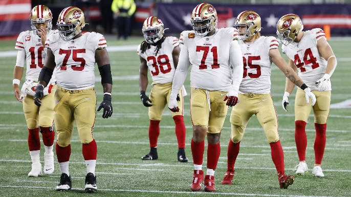 Among 49ers looming questions? Finding out what they have on offensive line