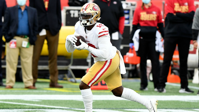 49ers Injury Report: Deebo Samuel to return, rookie to be thrown into the fire