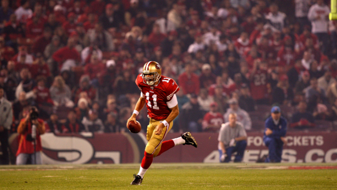 Murph: The story of Alex Smith is unlike any in the history of Bay Area sports