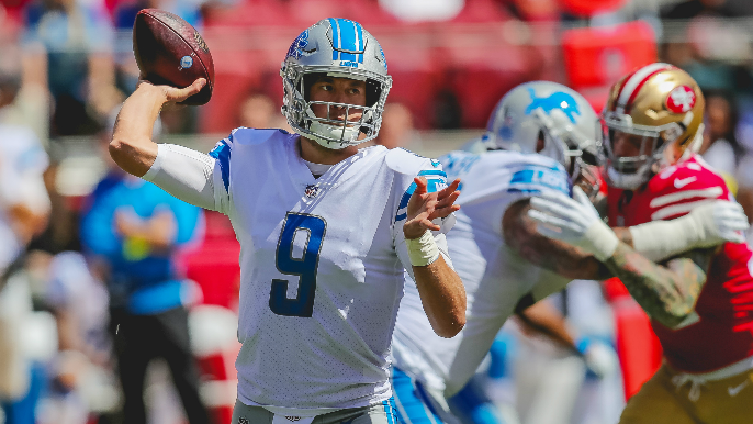 Steve Young: If Matt Stafford had help, he'd be 'one of the greats of this generation'