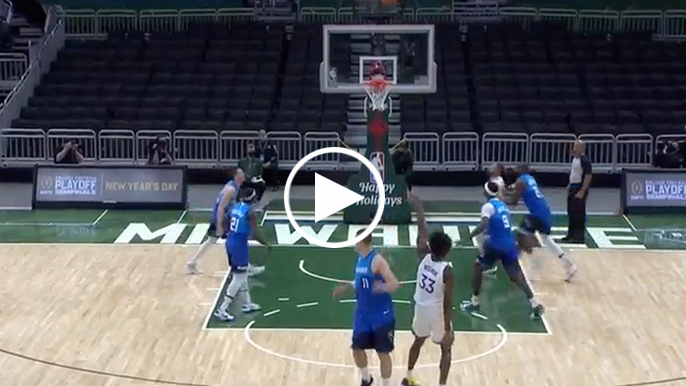 Shooting woes continue, but James Wiseman looks like the real deal in loss to Bucks