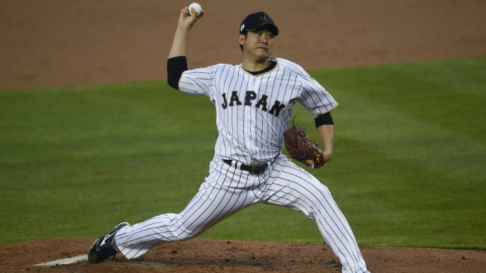 Giants pursuing star Japanese right-hander [report]