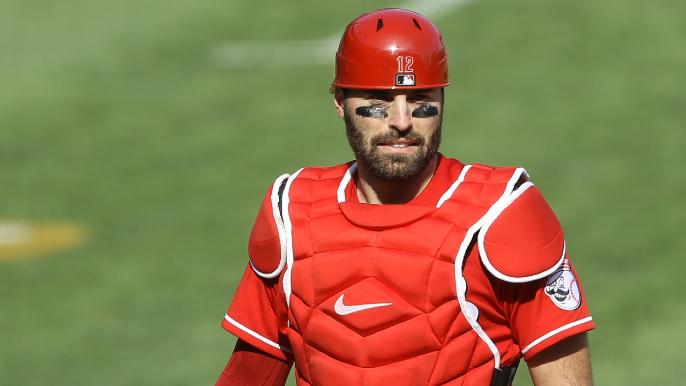 Yastrzemski love, hitting coach lure: Behind Curt Casali's Giants connections