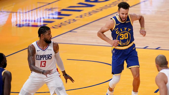 Steve Kerr provides update on Stephen Curry's ankle tweak