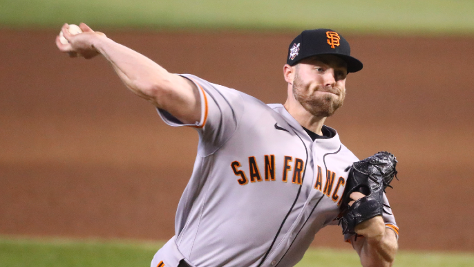 Why Giants traded Sam Coonrod