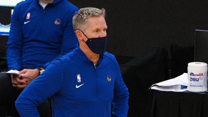 Should NBA keep playing? Steve Kerr reacts as games are canceled and COVID spreads