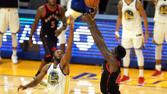 'Culture is different': Andrew Wiggins shows his Warriors role — for now and later