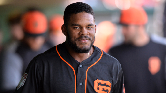 Heliot Ramos keeps learning, which is bringing him closer to Giants