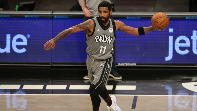 After missing third game for 'personal reasons,' video surfaces of Kyrie Irving attending maskless party