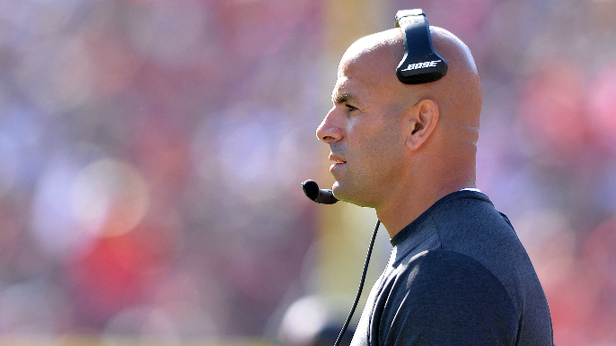 Robert Saleh is the next head coach of the New York Jets