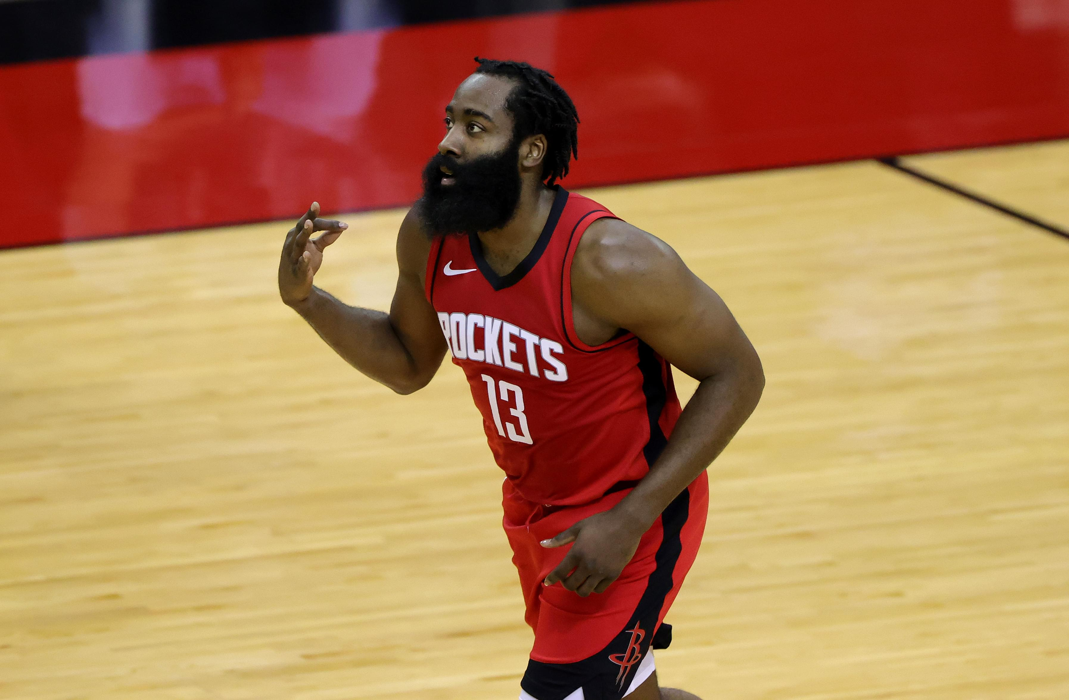 Nets reportedly trade for Harden in blockbuster deal, DeMarcus Cousins slams him for being 'disrespectful'