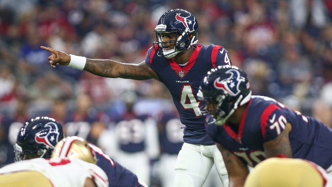 Dieter Kurtenbach breaks down what 49ers should offer if given chance to trade for Deshaun Watson