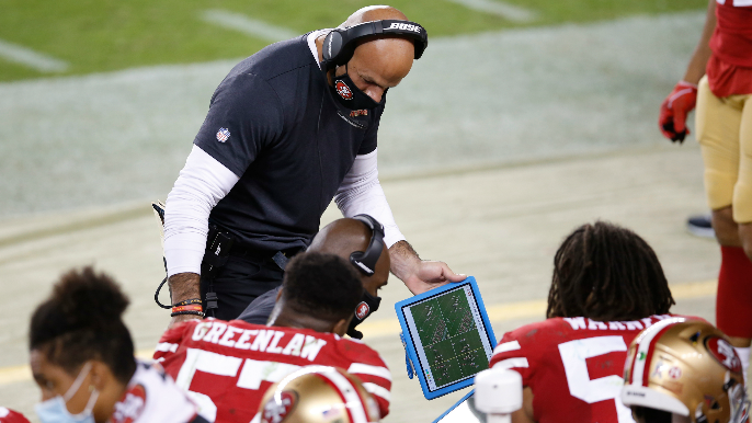 49ers have their likely Saleh replacement, as he prepares to poach offensive coordinator [reports]