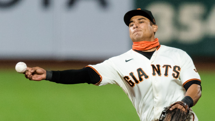 Giants can't come to agreement with Donovan Solano