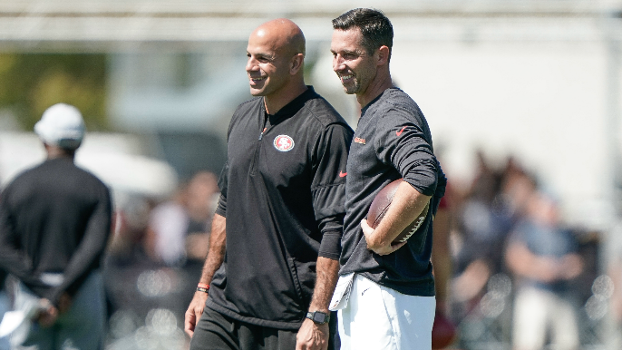 Shanahan, Lynch release statement following Saleh's move to Jets