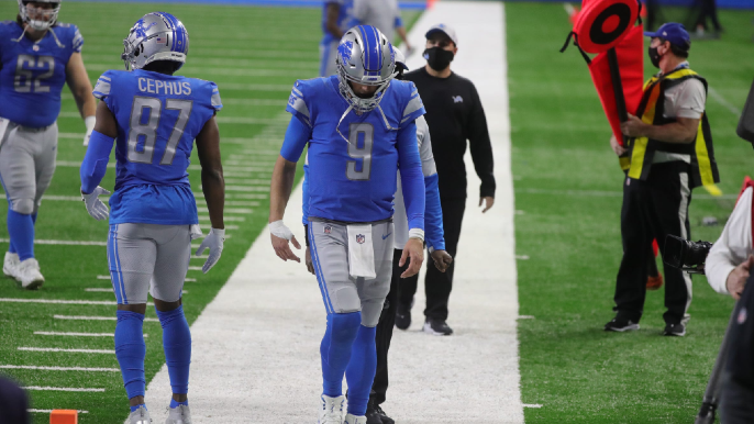 Lions agree to Matthew Stafford's trade request [report]
