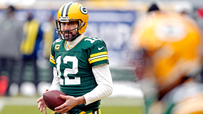Aaron Rodgers admits he's uncertain about future after another disappointing playoff loss
