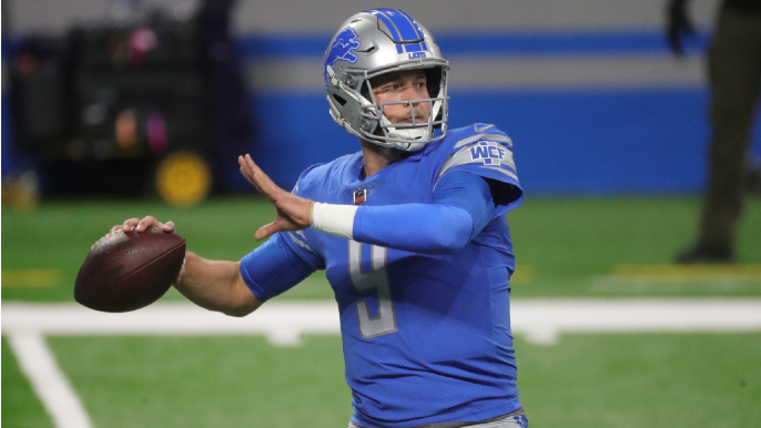 Steve Young explains why he'd rather 49ers trade for Stafford than draft a quarterback
