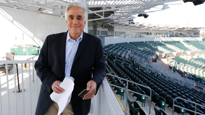 ESPN baseball reporter Pedro Gomez dies unexpectedly at 58