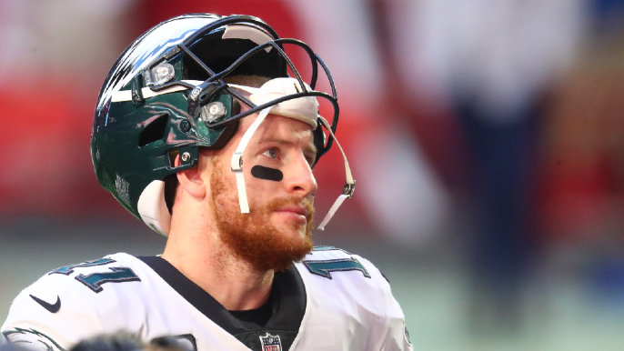 Matt Barrows explains why 49ers trading for Wentz, Darnold doesn't make any sense
