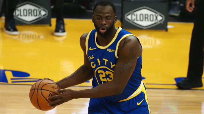 Vardon: Draymond's point during postgame rant had validity, but specifics were 'way off'