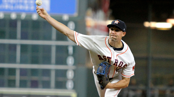 Giants signing former All-Star in move that appears to fill out rotation [report]