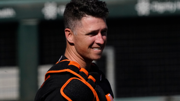Buster Posey quickly shows Giants everything they've been missing