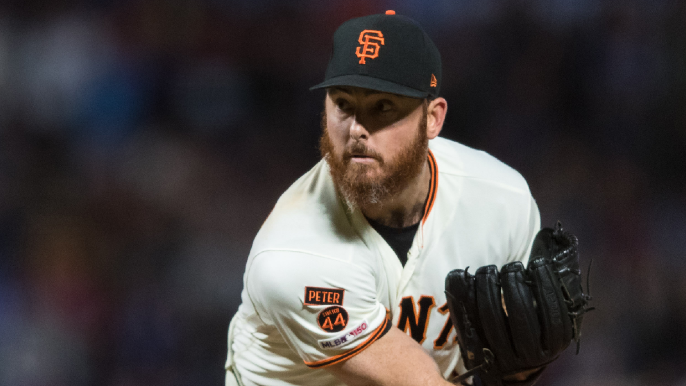 MLB suspends former Giants pitcher Sam Dyson for entire 2021 season