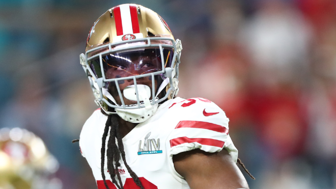 49ers sign two restricted free agents, cut linebacker