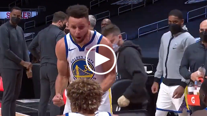 Draymond Green shares what Stephen Curry was shouting at teammates in viral video