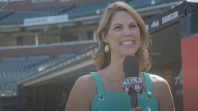 Amy Gutierrez takes job with Giants, will no longer be nightly presence on broadcasts