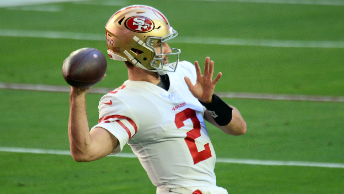 Murph: What's going on with the 49ers' QB situation?