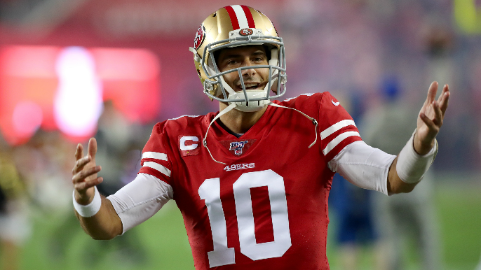 Breer: Here's what it would take for 49ers to trade Jimmy Garoppolo
