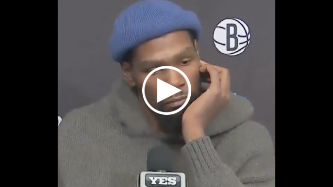 Kevin Durant apologizes for language used during exchange with Michael Rapaport