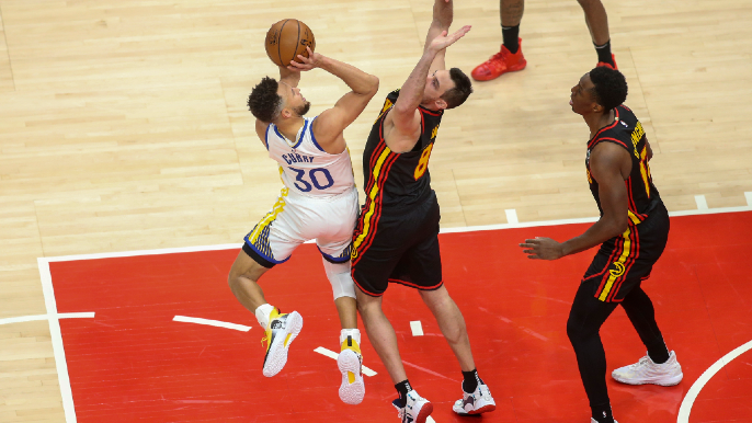 Takeaways after Warriors drop third straight in foul-plagued loss to Hawks