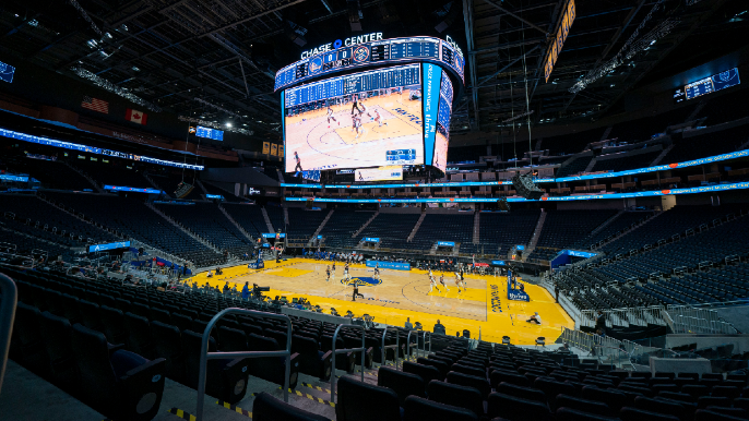 Warriors announce when fans can return to Chase Center