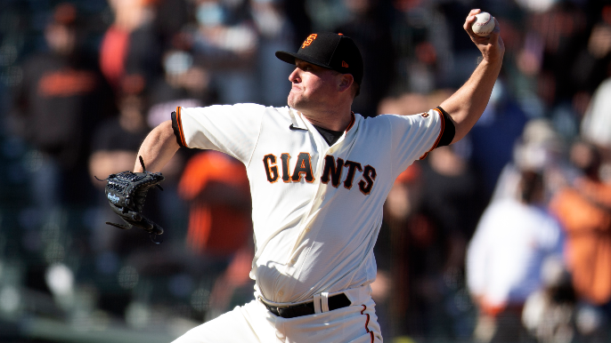 Giants' Jake McGee briefly showed Rockies what they couldn't unlock
