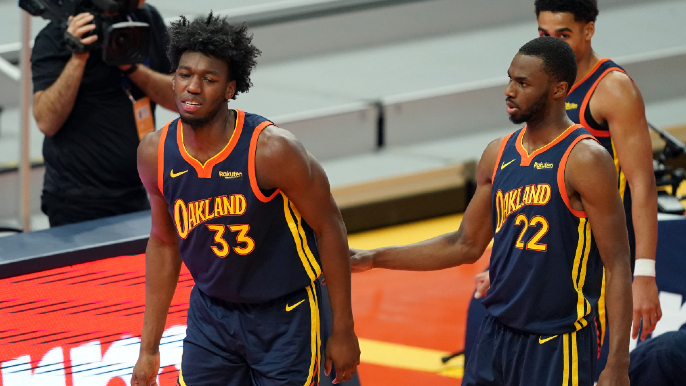 James Wiseman suffered torn meniscus in right knee, could miss remainder of season [report]