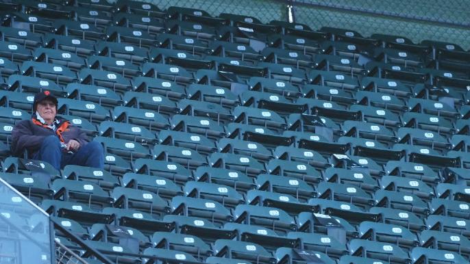 How Giants explain the surprisingly low Oracle Park attendance