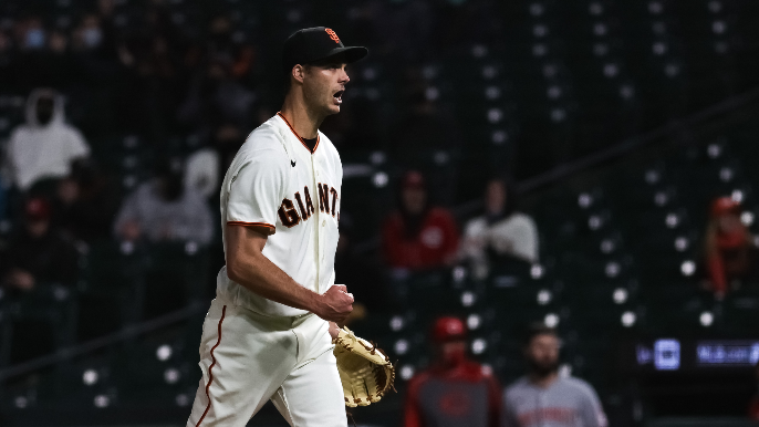 Tyler Rogers completely baffled Reds stars — and an amused Kevin Gausman
