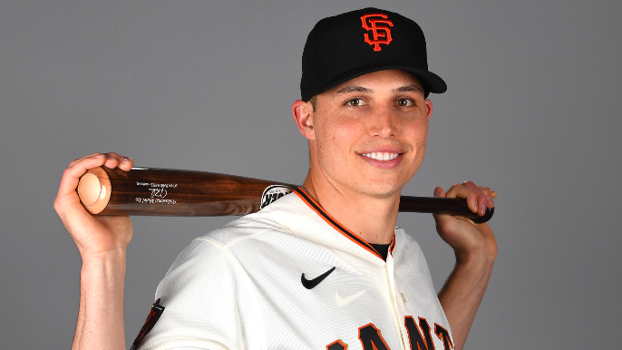 Drew Robinson, and his remarkable story, has made Giants' Triple-A team