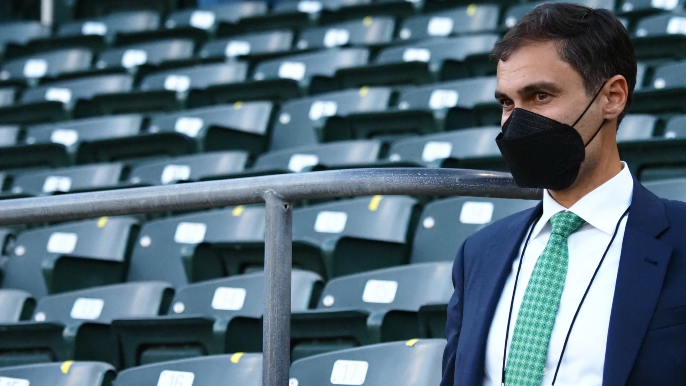 Why won't the A's build a new stadium at the Coliseum site? Dave Kaval tells KNBR