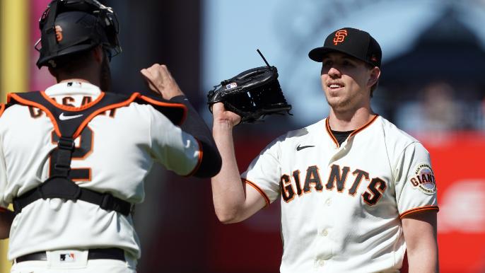 The quiet streak that keeps building for Giants' Caleb Baragar